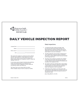 Daily Vehicle Inspec ..