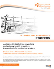 Occupational Health Risks: Roofers