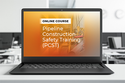 Pipeline Construction Safety Training eLearning course
