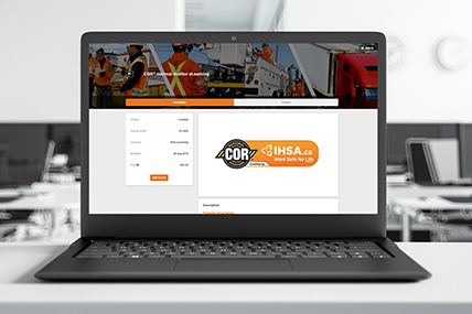 COR Internal Auditor eLearning course