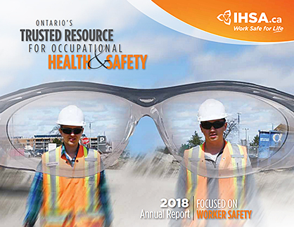 Learn about illness and injury performance data in our new annual report that's focused on worker safety.