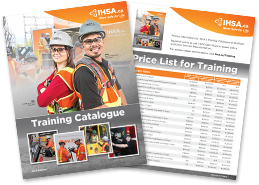 IHSA002 with price guide included inside