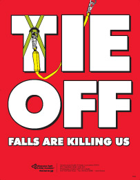 Fall Protection Post ..