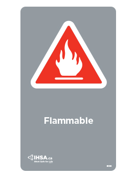 Flammable Stic ..