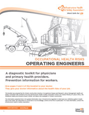 Occupational Health Risks: Operating Engineers