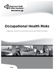 Occupational Health Risks Booklet